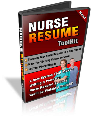 nurse resume toolkit